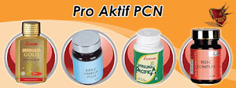 Terbaru!! - Pro Aktif PCN (RM 286.50)