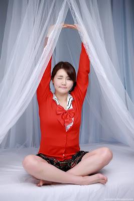 xxx nude girls: Sweater School Girl Han Ga Eun