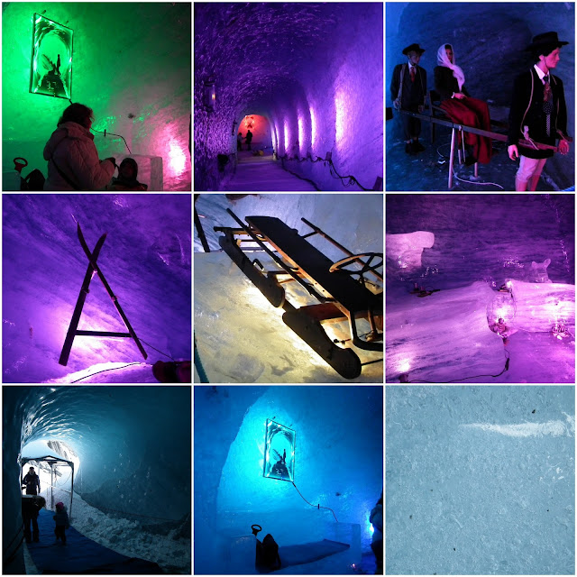 Chamonix, Things to do, Sights, Grotto