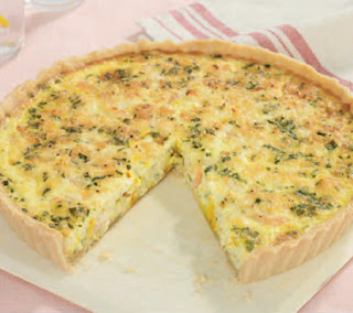 Crab-and-Shrimp-Tart-with-Saffron-Recipe