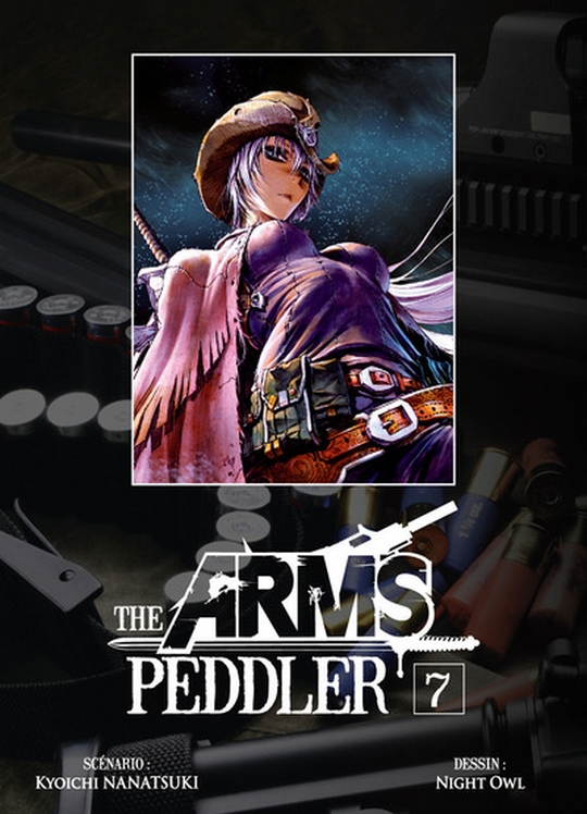 Actu Manga, Ki-oon, Manga, The Arms Peddler,