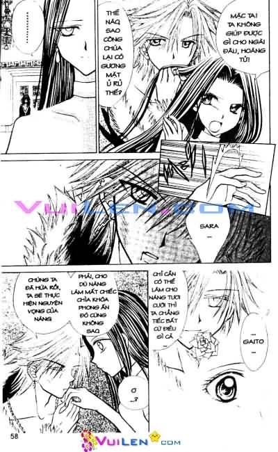 Viên Ngọc Nàng Tiên Cá Chapter 4 - Trang 58