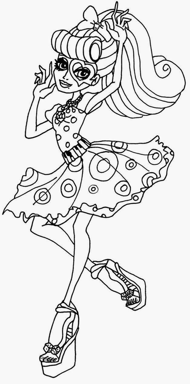 Bailarinas Para Pintar. Bailarinas De Ballet Dibujo Para Colorear E ...