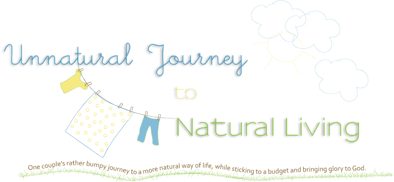 Unnatural Journey to Natural Living