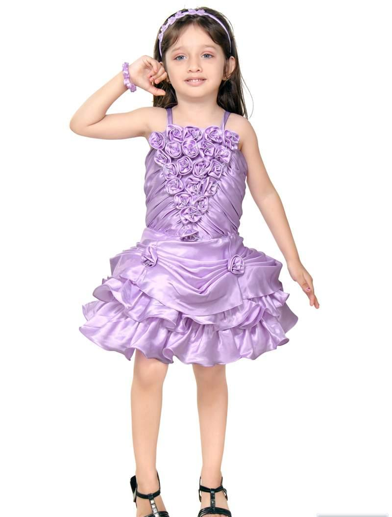 Cute kids latest fashion dress