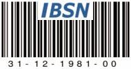 Vida y Estrellas está registrado con el siguiente IBSN (Internet Blog Serial Number)