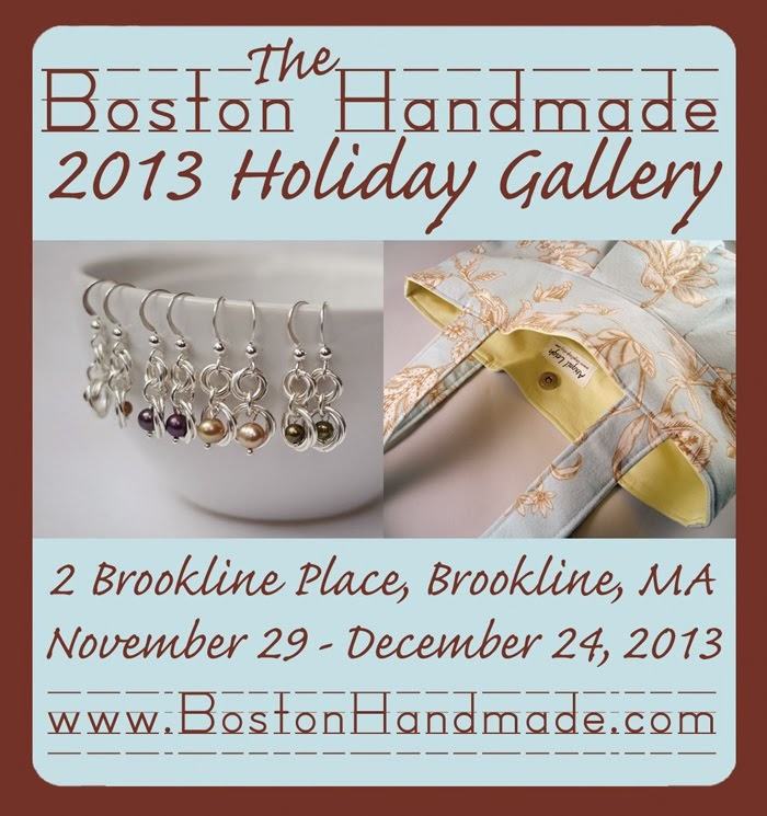 Boston Handmade 2013 Holiday Gallery