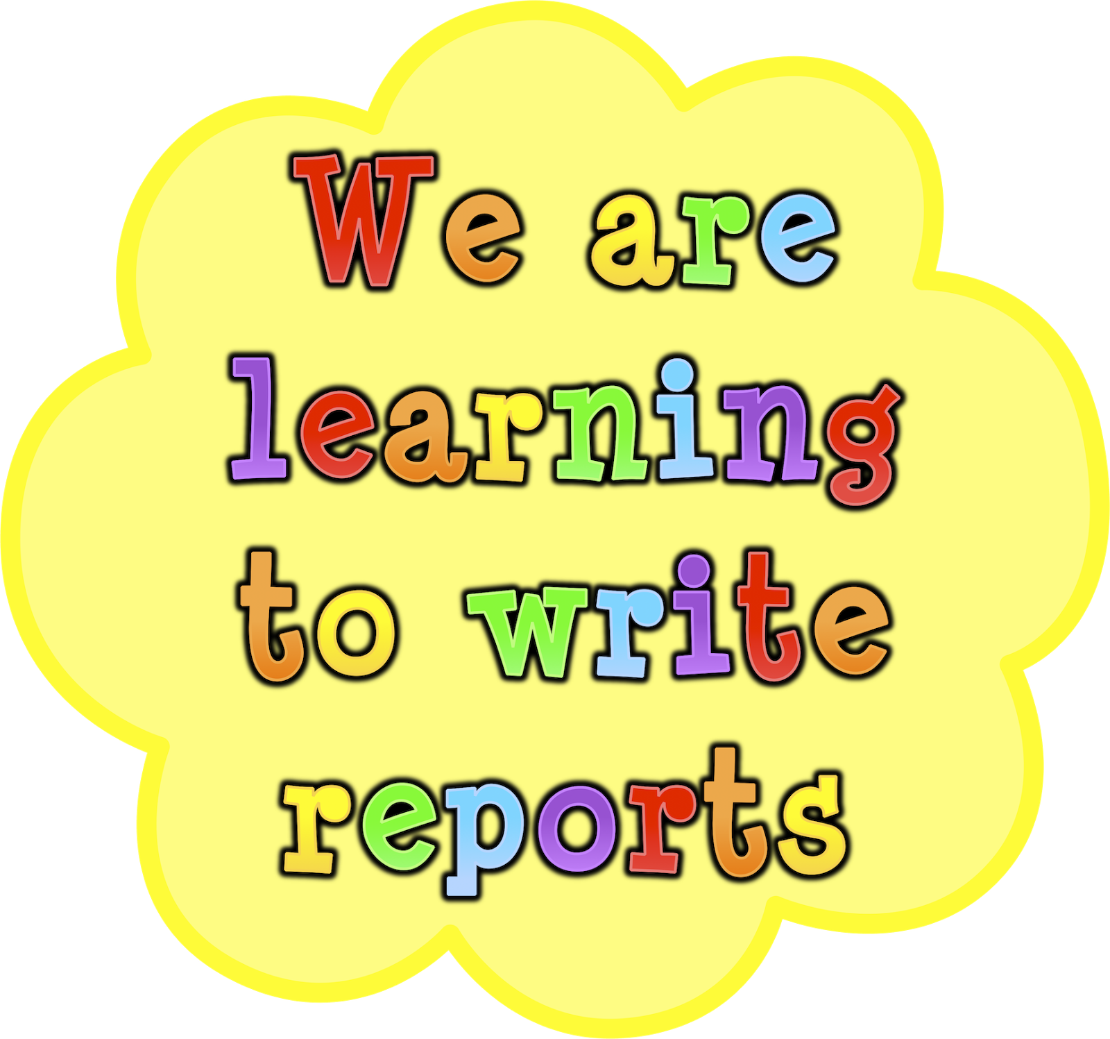 report writing teachers Short report write a short trip, lab, or evaluation report ensure you address the report to a specific audience and employ professional writing style and technique.