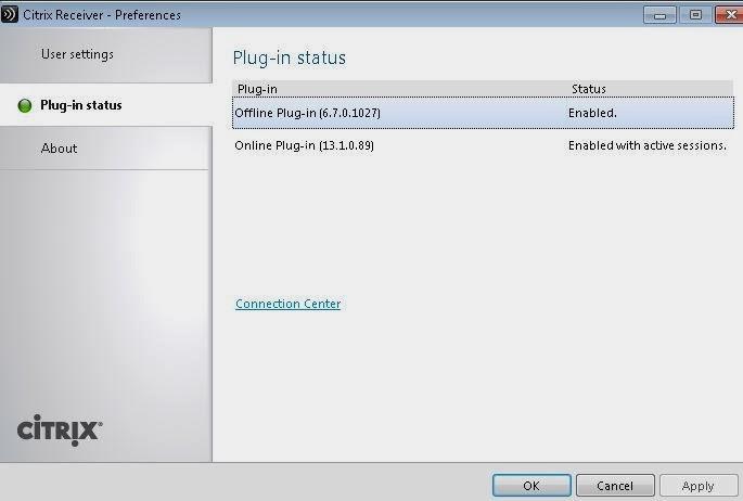citrix xenapp client software