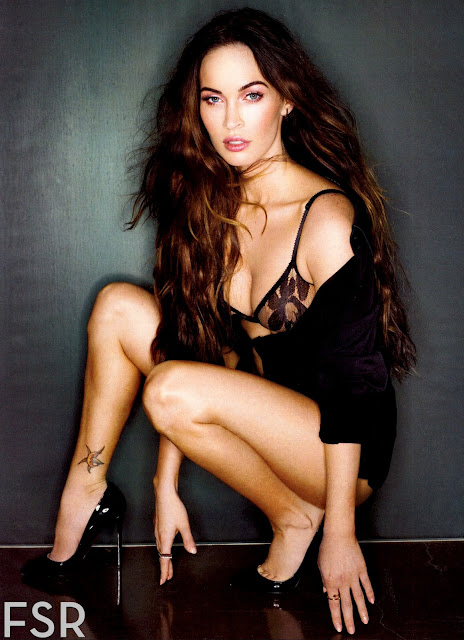 Megan Fox – Esquire Magazine