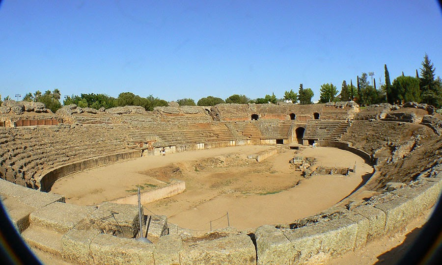 Roman amphitheatre to be used as tennis court