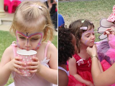 Pink Fairy Princess Birthday Party Fairy Star