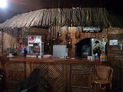Senja Merona di Pulau Samosir