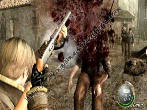Free Download Games - Resident Evil 4