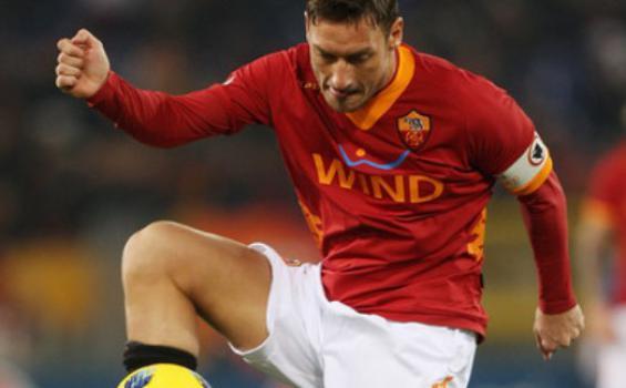 Francesco Totti Masuk Skuad Timnas Italia