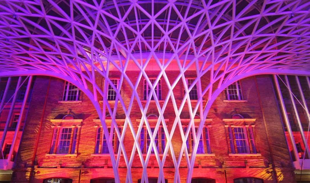 Railway eye the railway blog thoughts on king 39 s cross western ticket hall - Kings cross ticket office opening times ...