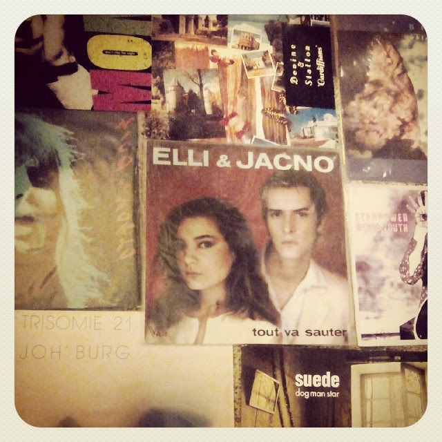 Elli et Jacno - Main dans la main