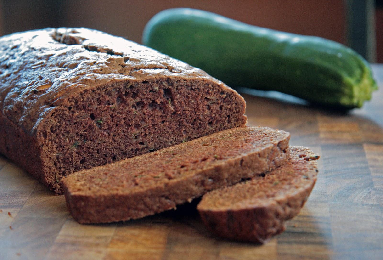 Chocolate Zucchini Bread | Local Food Rocks