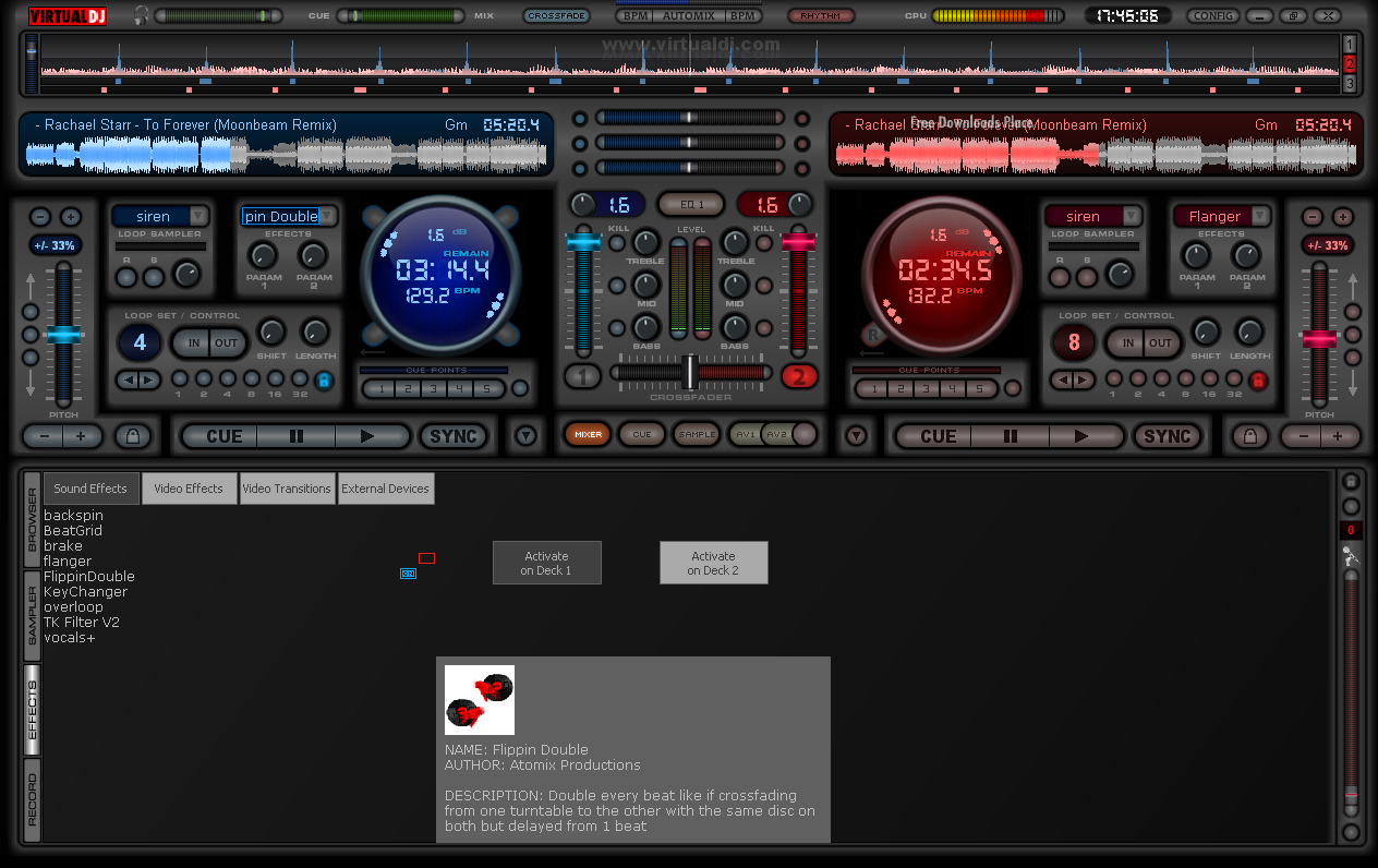Download - Virtual DJ PRO 80 Full Crack Free Download