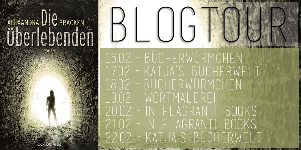 """Blogtour """"Die Überlebenden"""""""