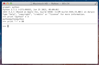 cool python scripts