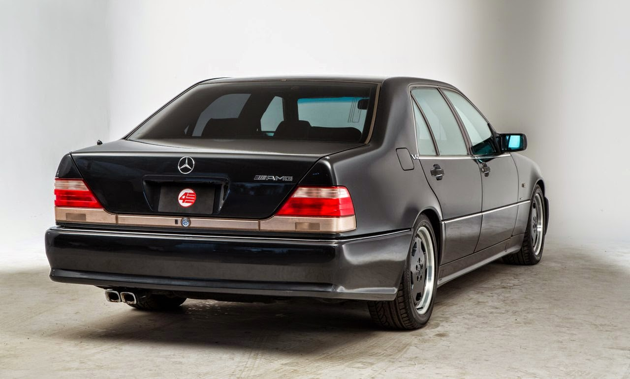 Mercedes benz w140 s70 amg benztuning for Mercedes benz of cleveland
