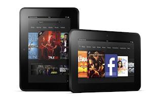 Amazon Kindle Fire HD 7 Tablet