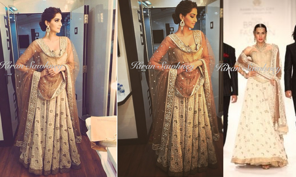 Top Indian fashion and lifestyle blog: Sonam Kapoor in ...