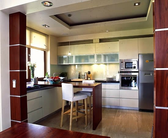 Beautiful Best Tips A False Ceiling In The Kitchen False Ceiling In Kitchen,ideas  False Ceiling Part 25