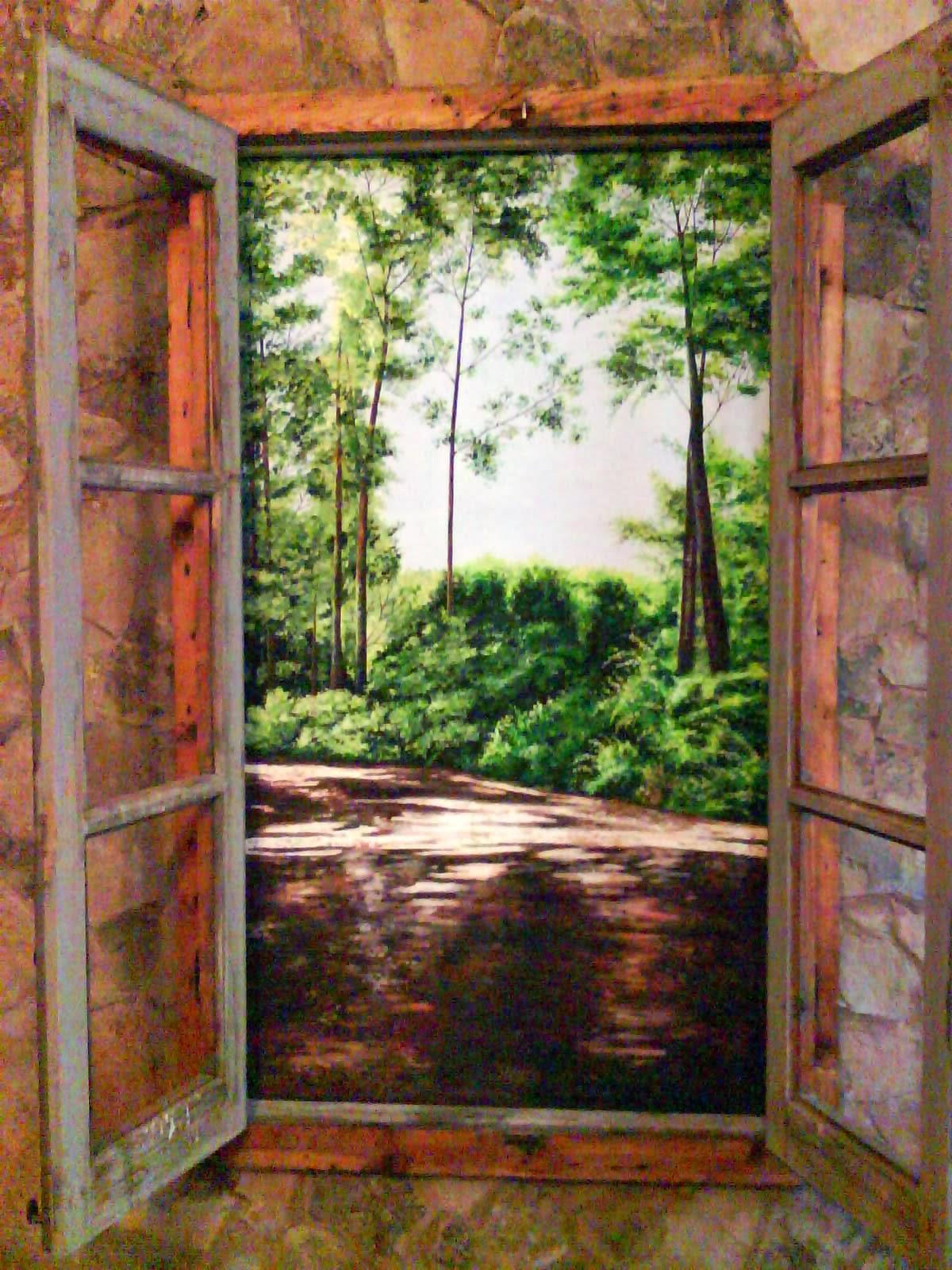 Cuentos Mágicos: La ventana abierta - Saki