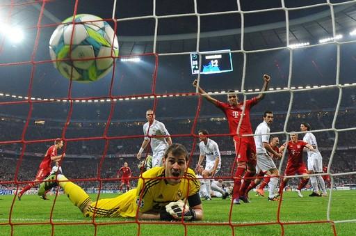 مشاهدة اهداف مباراة ريال مدريد وبايرن ميونيخ 2/1 يوتيوب شاهد الريال والبايرن ميونخ Real Madrid Bayern Munich goals youtube online من اليوتيوب