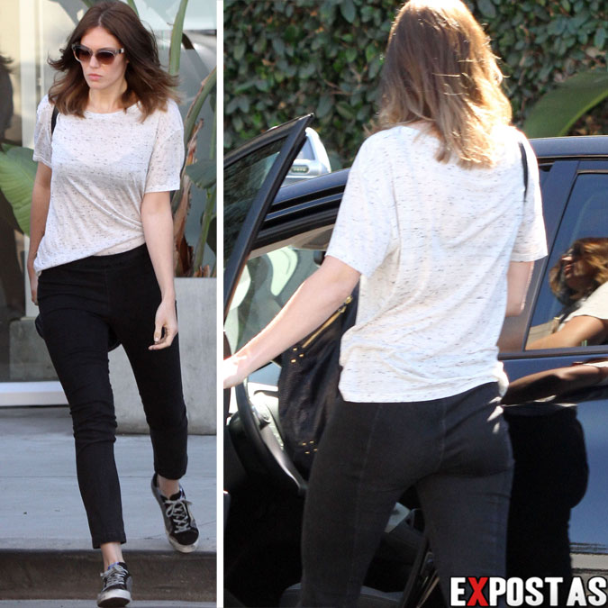 Mandy Moore: Bungalow Salon em West Hollywood - 17 de Outubro de 2012