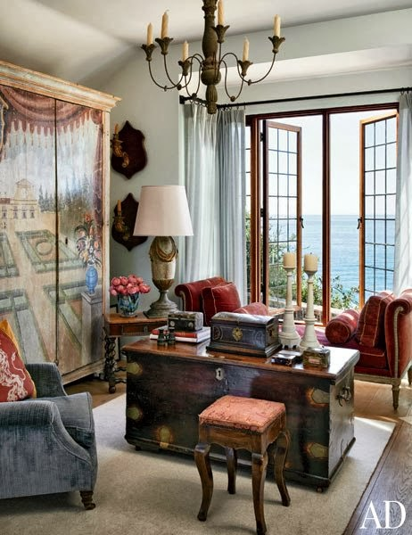 Loveisspeed Lee Stanton 39 S English Inspired Laguna Beach Home At His Oceanside Home In