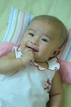 Julia Marissa 5 Bulan