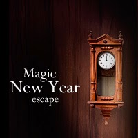 Juegos de Escape Magic New Year Escape