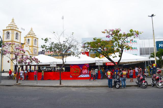 Prefeitura de Caruaru: Dois pesos e duas medidas!