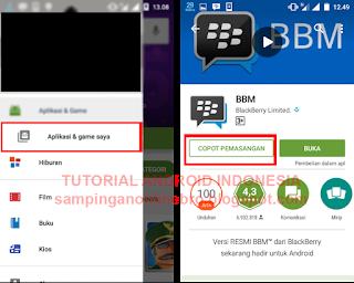 4 Cara Menghapus Aplikasi Di Android Yang Benar melalui launcher