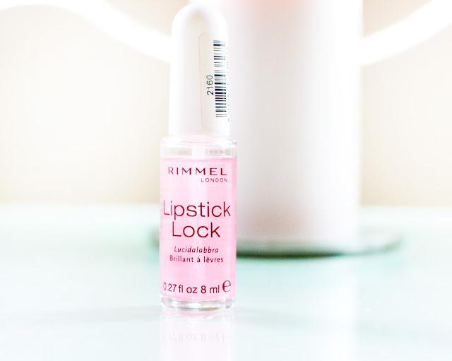 Rimmel Lipstick lock