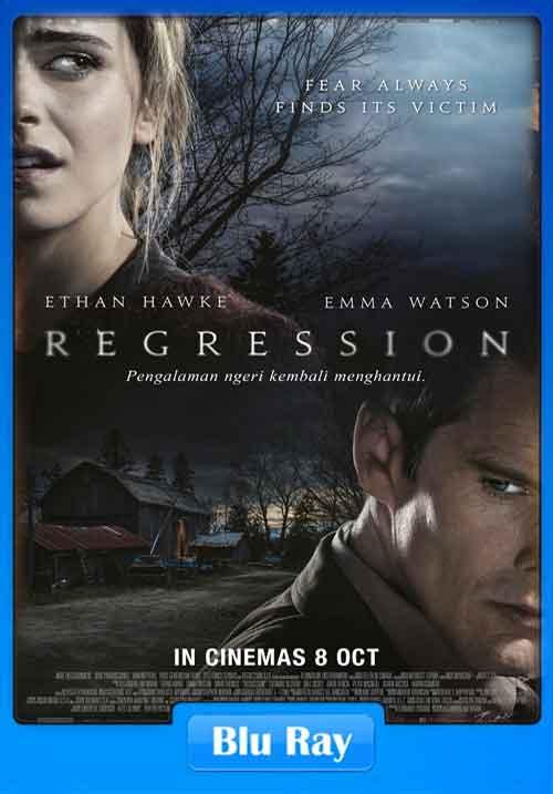 Regression 2015 720p BluRay 450MB x265 HEVC Poster
