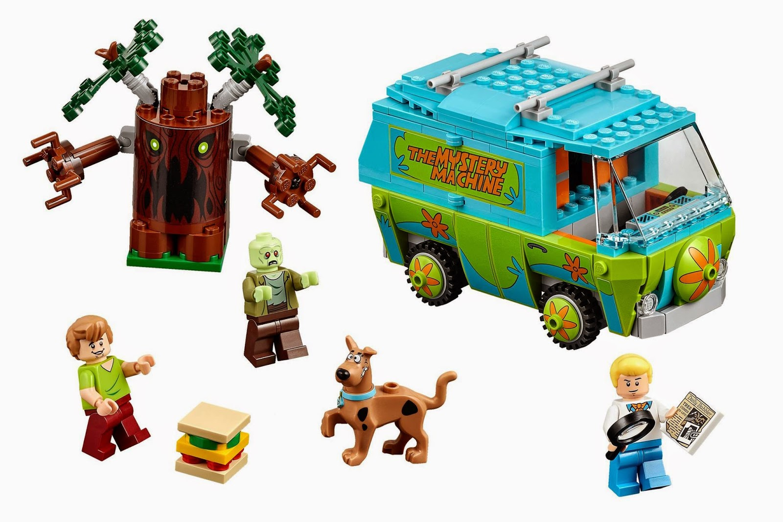 that figures news lego minifigures series 14 leaked images plus scooby doo lego. Black Bedroom Furniture Sets. Home Design Ideas