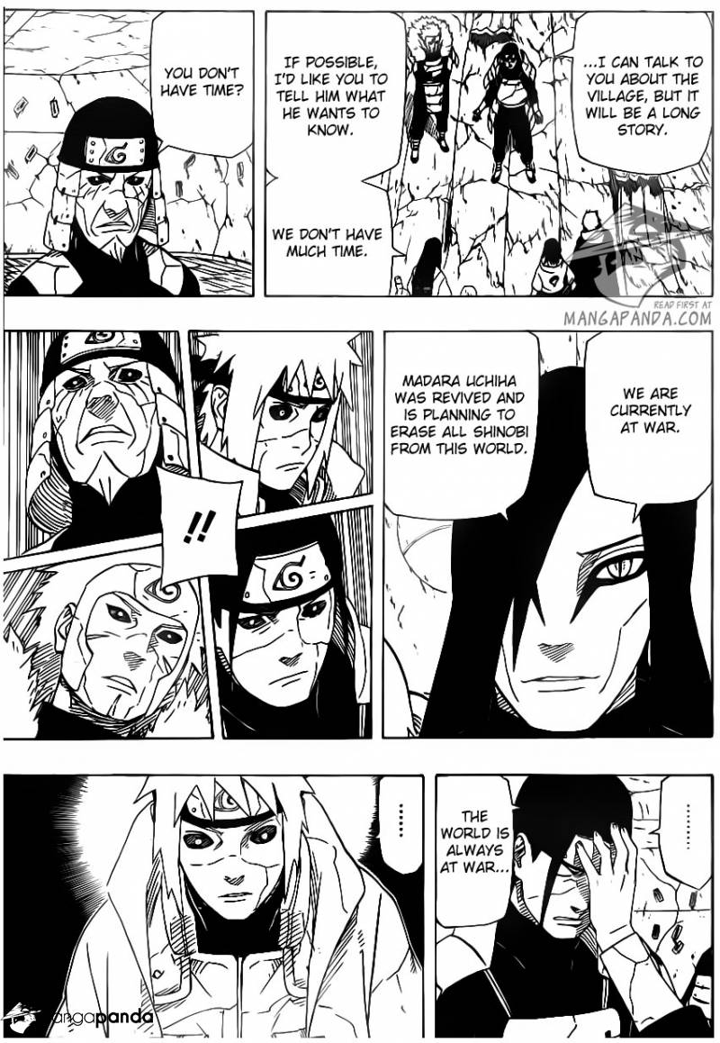 009, Naruto chapter 620    NarutoSub
