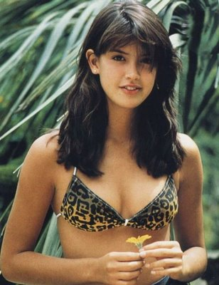 Phoebe Cates in Lace 1984