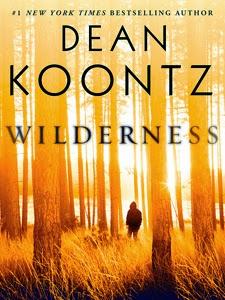 Portada original de Wilderness, de Dean Koontz