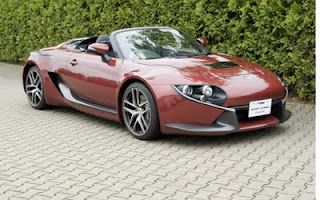 toyota hybrid sports car