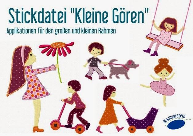 """Probesticken """"Kleine Gören""""*"""