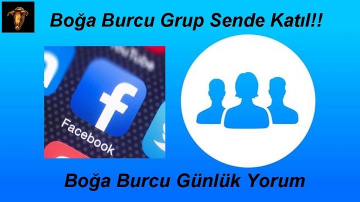 Boğa Burcu Grup Sende Katıl!!!