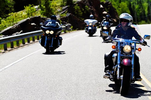 Women Riders Tour