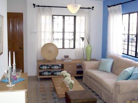 Small Living Room Designs: