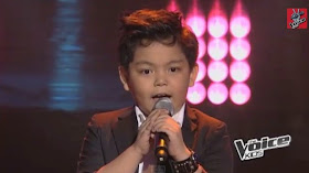Nathan Bautista The Voice Kids Philippines
