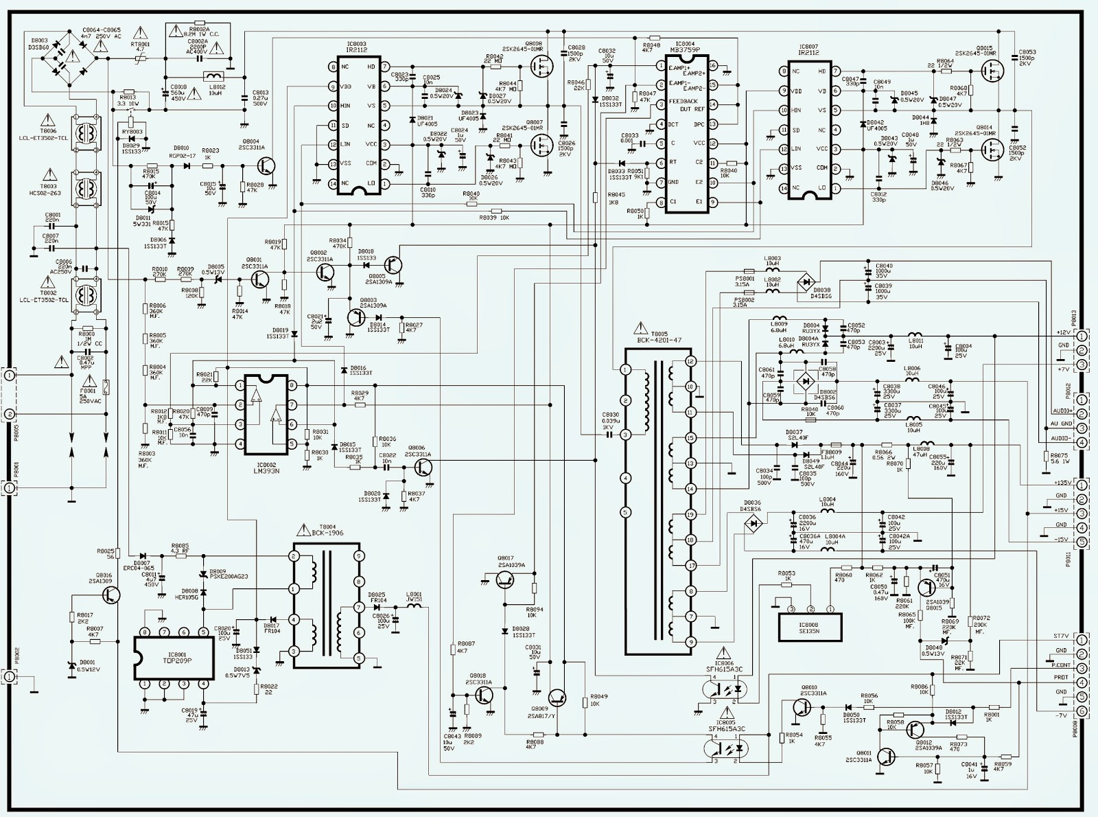 Computer Power Supply- Diagram And Operation – readingrat.net